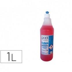 Limpiador baños dahi chemical clisan antical botella 1 litro