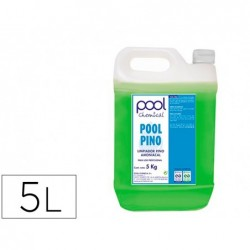 Limpiador amoniacal dahi chemical aroma pino garrafa 5 litros