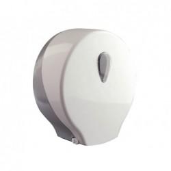 Dispensador papel higienico dahi javea jumbo abs color blanco 326x304x125 mm