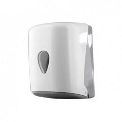 Dispensador papel secamanos dahi javea mecha abs color blanco 321x207x220 mm