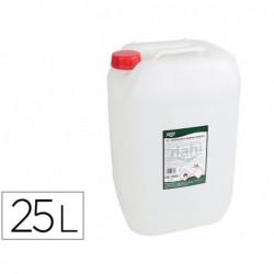 Gel hidroalcoolico dahi higienizante para maos garrafa de 25 litros