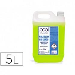 Limpa chao dahi aroma limao garrafa de 5 litros