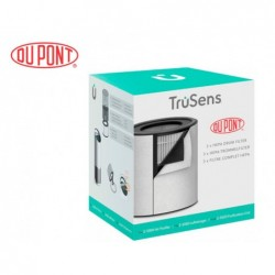 Filtro hepa leitz dupont para purificador de ar trusens z-3000