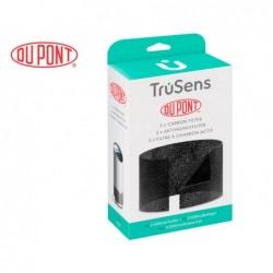 Filtro de carbono leitz dupont para purificador de ar trusens z-2000 pack de 3 unidades