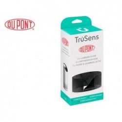 Filtro de carbono leitz dupont para purificador de ar trusens z-1000 pack de 3 unidades