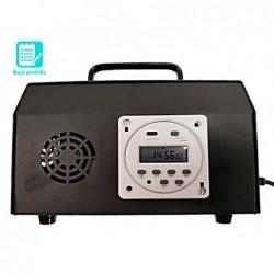 Maq.geradora de ozono para desinfeção de espaços 80 m2 em 20minutos e ate 180 m2 em 60 min17 programas ligado e desligad