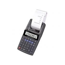 Calculadora q-connect com impressao papel kf11213 12 digitos preta