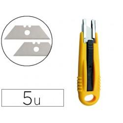 Recarga q-connect para x-ato blister de 5 unidades para x-ato kf14624