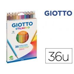 Lapis de cores giotto stilnovo 36 unidades