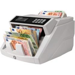 Detetor e contador de notas falsas safescan 2465s 7 pontos de verificacao funcao de adicionar atualizavel por usb ou car
