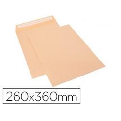 Envelope sam bolsa celulosa chamoix 90 gr tira de silicone 260x360 mm tira silicone caixa 250 unidades