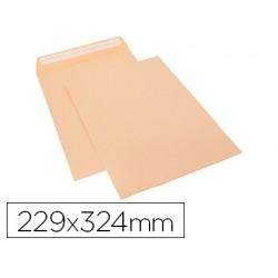 Envelope sam bolsa celulosa chamoix 90 gr tira de silicone 229x324 mm tira silicone caixa 250 unidades