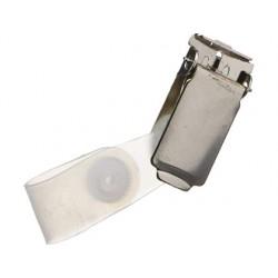 Pinça identificadora 3l metalica pack de 10 unidades