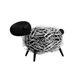 Suporte de clips forma de ovelha magnetica inclui 30 clips