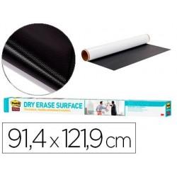 Quadro branco post it super sticky rolo adesivo removivel 91