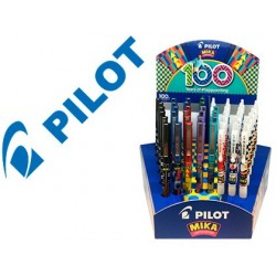 Expositor pilot 100 aniversario edicao limitada 48 unidades surtidas v5 + g-2