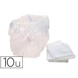 Bolsa de residuos hsm para destruidora de documentos securio b22 embalagem de 10 unidades