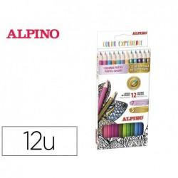 Lapis de cores alpino experience aguarelavel mina premium 3