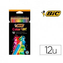 Lapis de cores color up caixa de 12 unidades cores sortidas