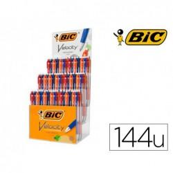 Marcador bic marking permanente cor pastel / intensas / metalicas expositor de 144 unidades cores sortidas